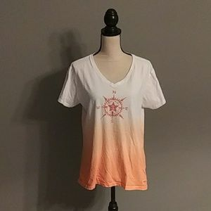**3/$10** Life Is Good Top Size Large